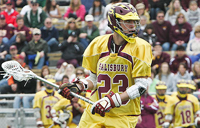 No. 10 Salisbury regroups with win in CAC Quarterfinals