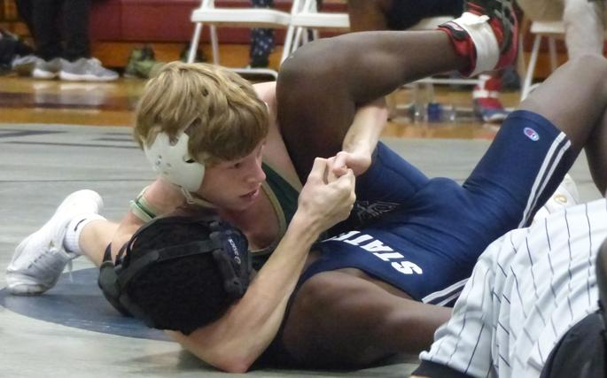 Ware Wrestling Team Wins Third Consecutive Region Title