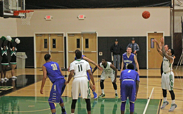 Wilmington Men's Basketball Holds Off Pace, 62-61, Down the Stretch For Nonconference Victory