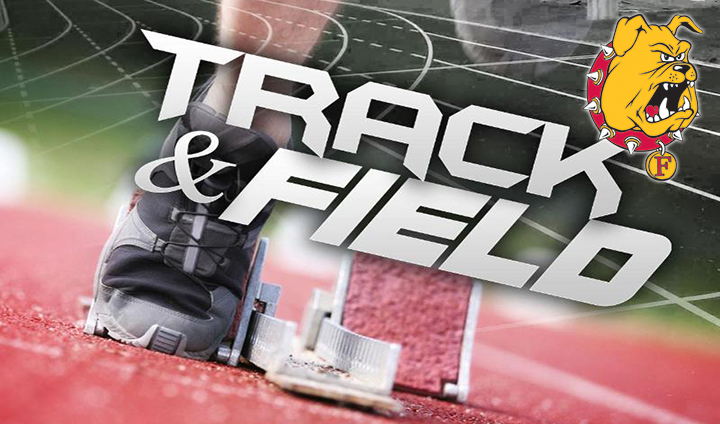 Ferris State Track Competes For Final Time Prior To GLIAC Indoor Championships