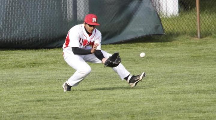 Baseball Handed Two Losses by Hiram, 8-1 & 13-5