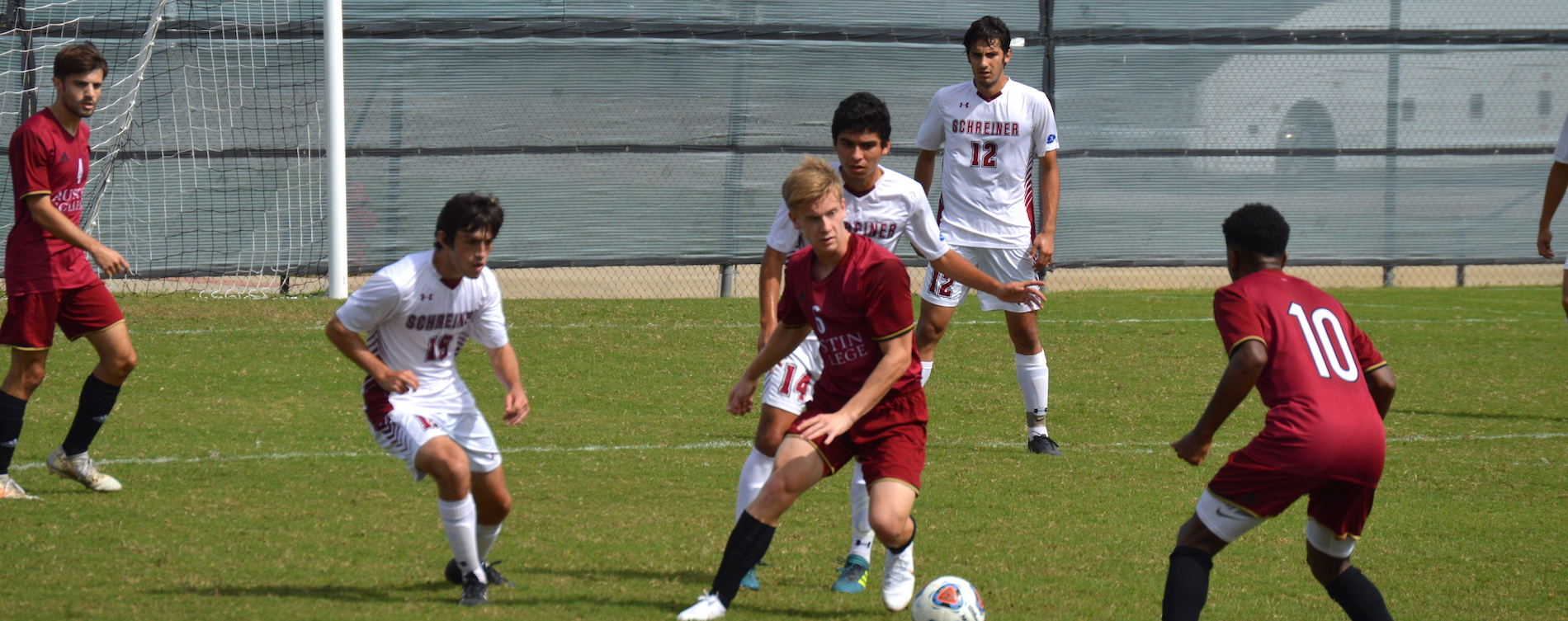 'Roos Hold Off TLU for 1-0 Victory