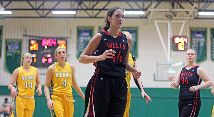 Women's Basketball Drops Key NEAC Contest vs. Keuka