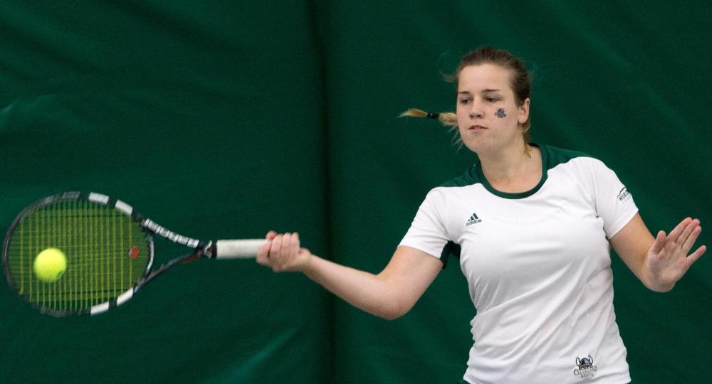 Vikings Post Trio Of Singles Wins On Day 2 Of Akron Shootout