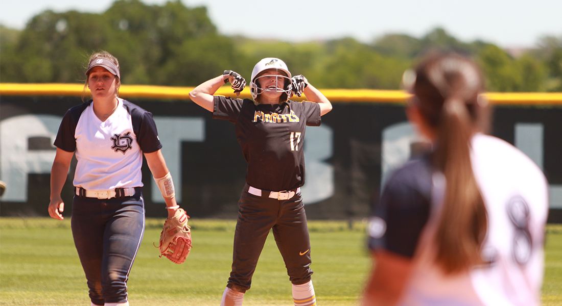 Softball Flexes Its Power in Victory Over Dallas