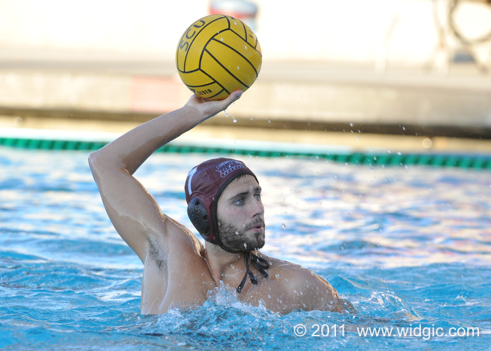 Water Polo Can't Take Down No. 12 LMU