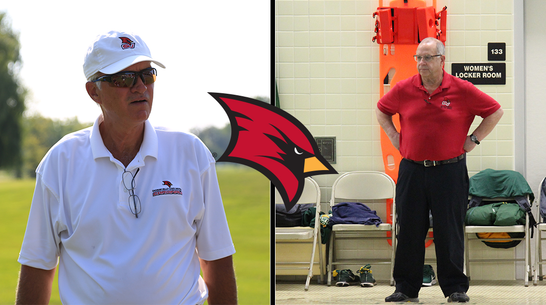 Joe Vogl and Bruce Zimmerman announce their retirement from SVSU after spring season