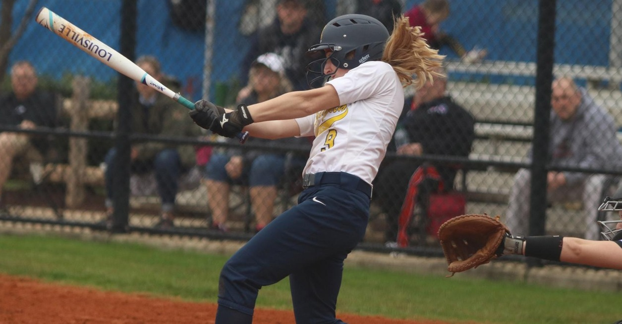 Wolverines drop game one before play postponed