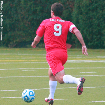 Foresters Prevail 2-1 at Dubuque