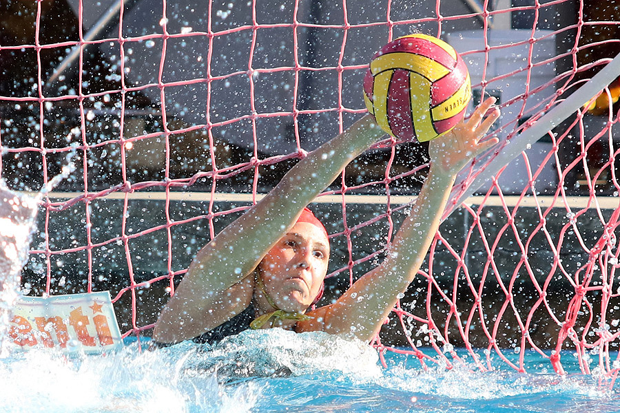 Mariah York led PCC in steals and saves this season.