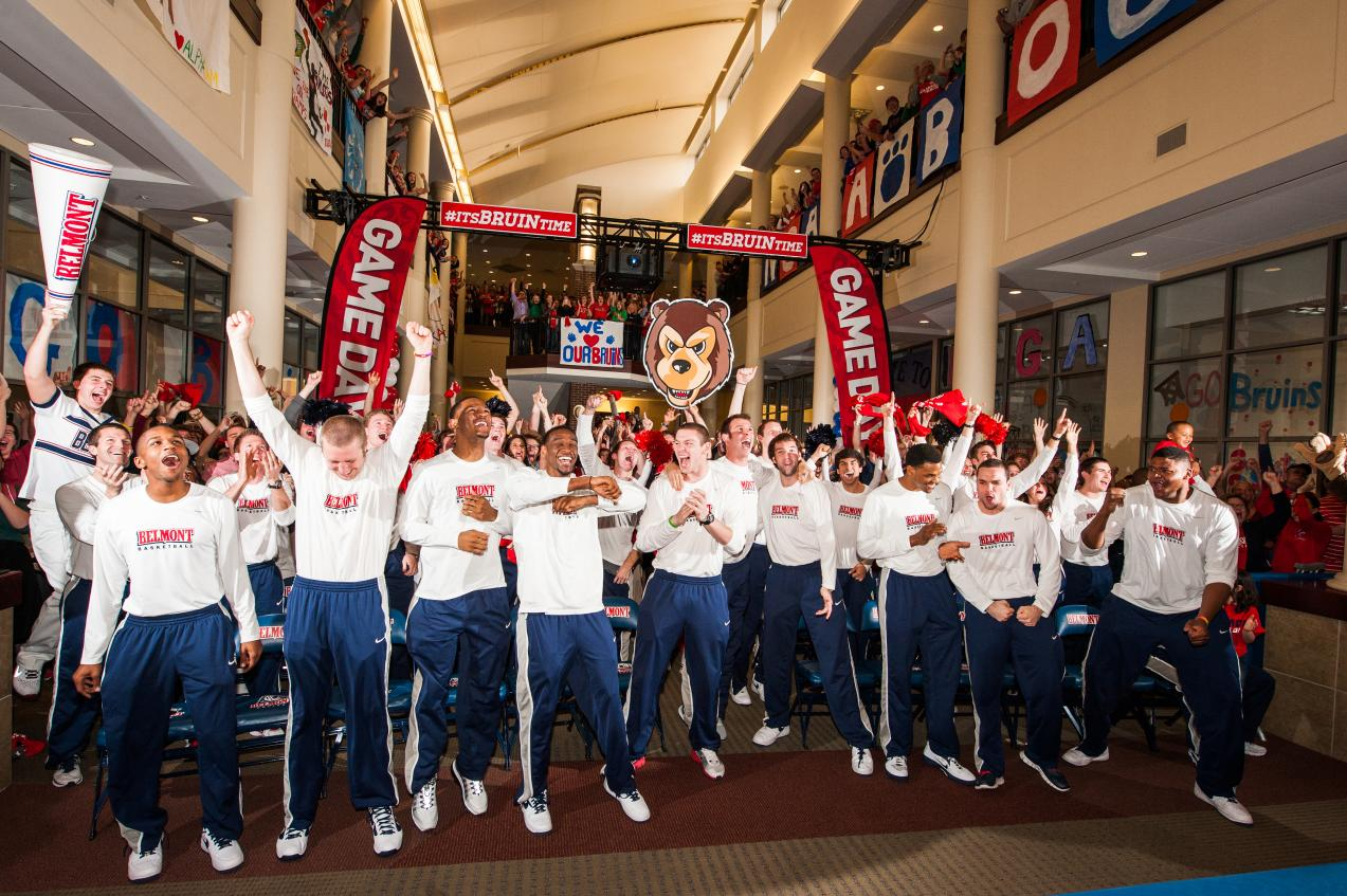 Men's Basketball to Face Arizona Thursday  in NCAA Tournament Second Round