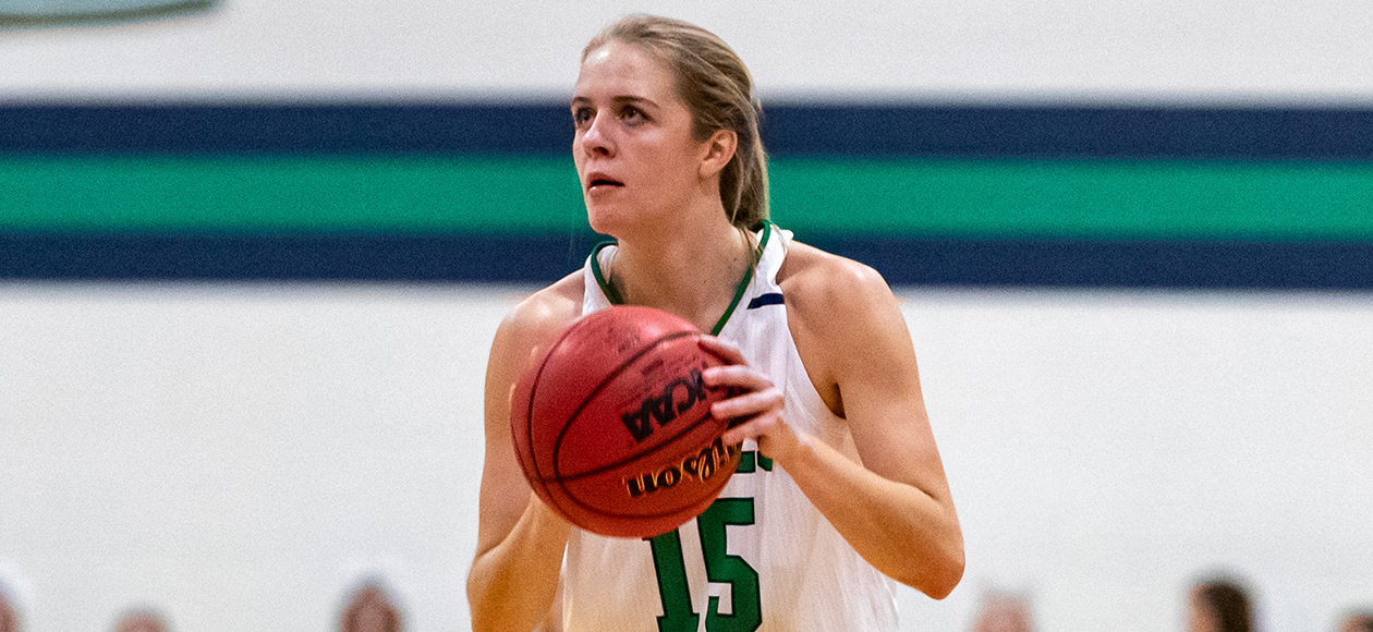 Women's Basketball Surges Past Curry, 74-41