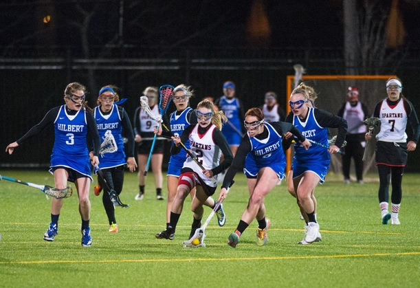 Women's Lacrosse Suffers Loss to SUNY Canton