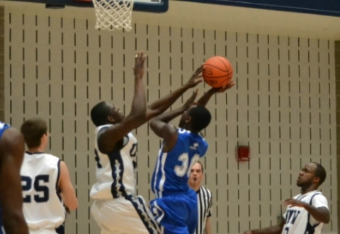 UMW Men Escape Marymount in 2OT, 78-75