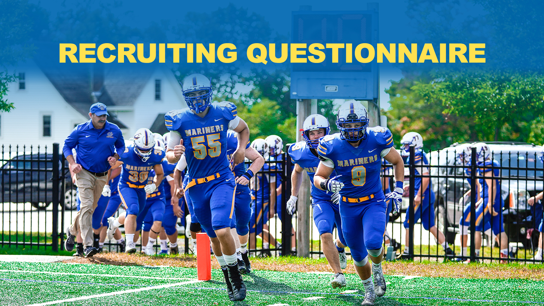 Recruiting Questionnaire