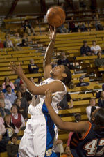 UCSB Cruises to 76-49 Win Over Pacific, Clinching Top-Two Seed in Big West Tourney