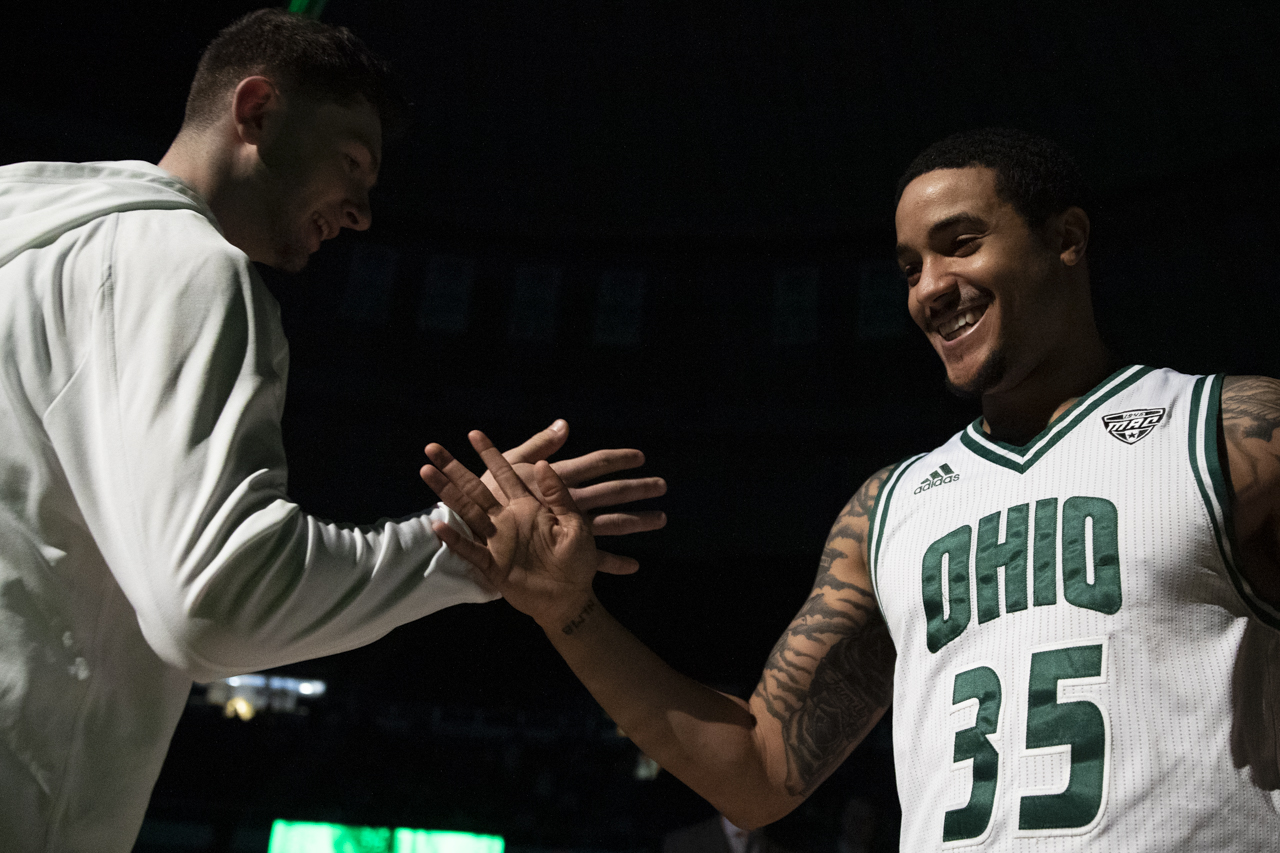 Ohio Men's Basketball Hosts Eastern Michigan Tuesday Night Inside the Convo