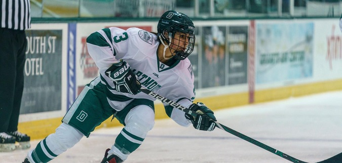 Dartmouth fights, but narrowly falls to Harvard