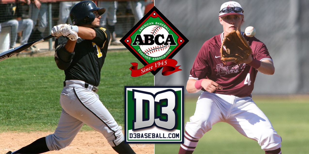 Trinity Remains Nationally Ranked; Texas Lutheran Enters ABCA Poll