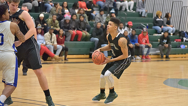 No. 14 Richard Bland Wins At Region X Opponent Pitt (N.C.) CC 80-57