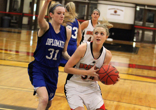 Women's Basketball starts break with 66-52 win over Immaculata