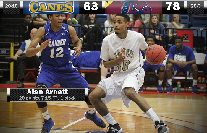 USC Aiken Downs Hurricanes In PBC Semifinal