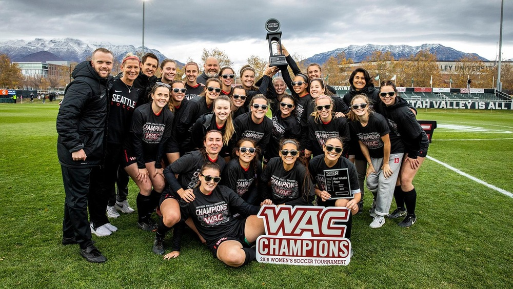 This Week In WAC Women's Soccer - Final