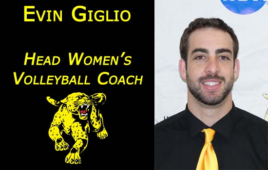 Giglio Named Women's Volleyball Coach