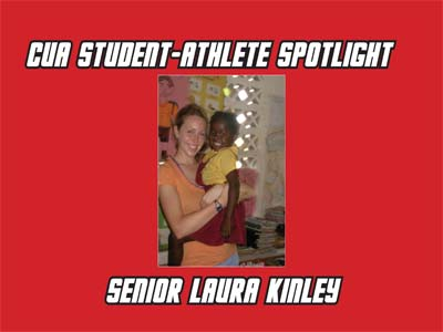 Student-Athlete Spotlight - Laura Kinley