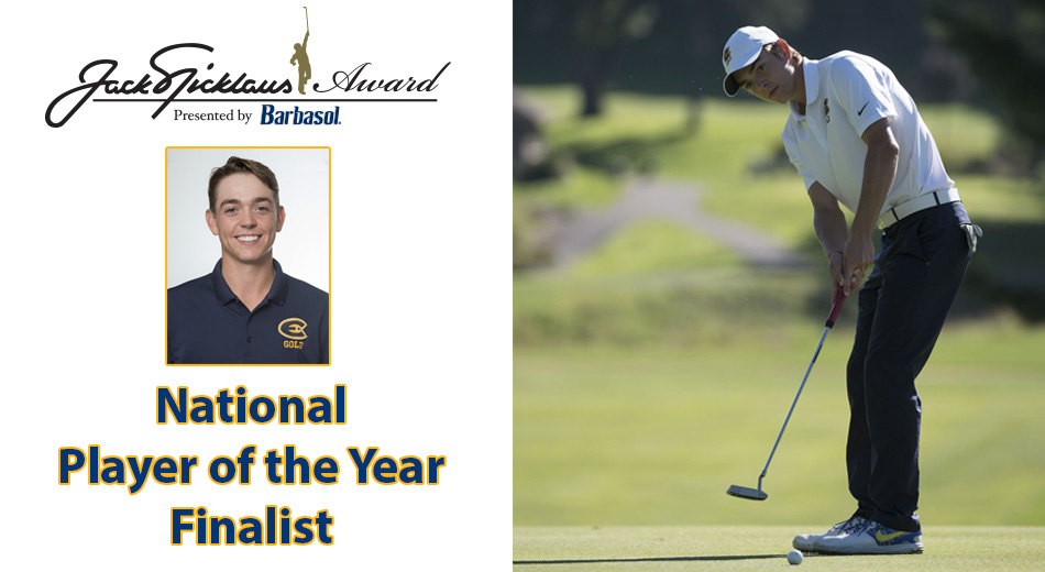 Isaacson named a finalist for Jack Nicklaus National Player of the Year Award