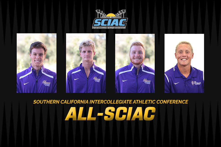 Nybo Named Athlete of the Year; Four Kingsmen Earn All-SCIAC
