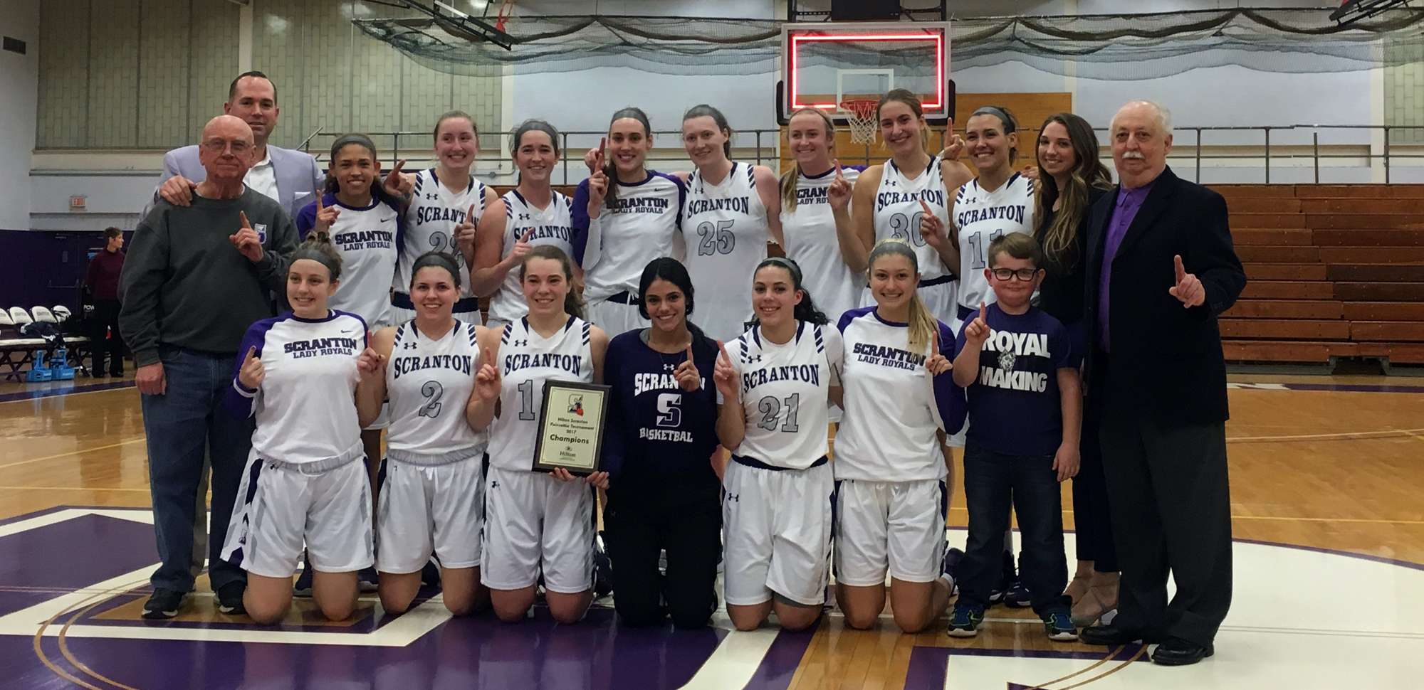 Lady Royals Win Top 25 Showdown With Messiah, 65-60, In Overtime
