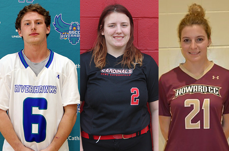 Mansur, Cook, Canby Named Student Athletes of the Month for April