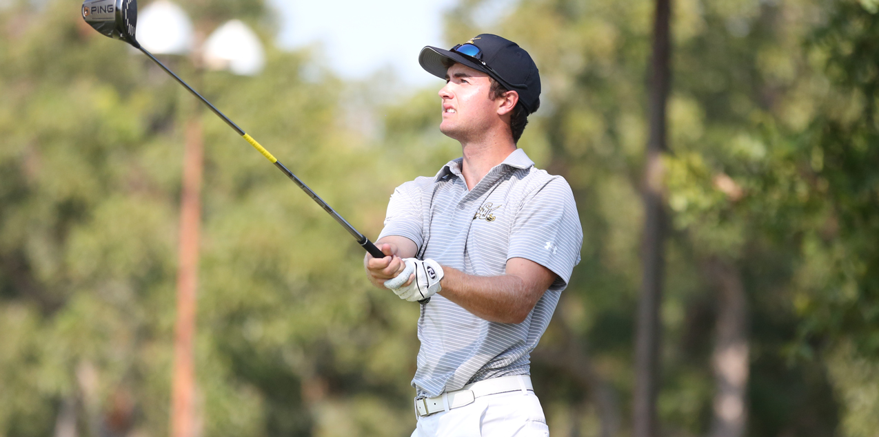 Cade Osgood, Southwestern University, Men's Co-Golfer of the Week (Spring Week 6)