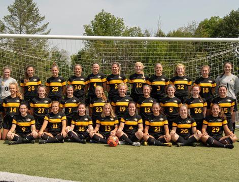 Michigan Tech Women's Soccer Team