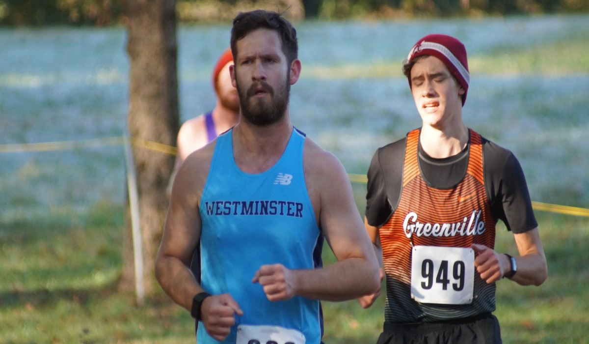 Westminster Cross Country Concludes Season at SLIAC Championship