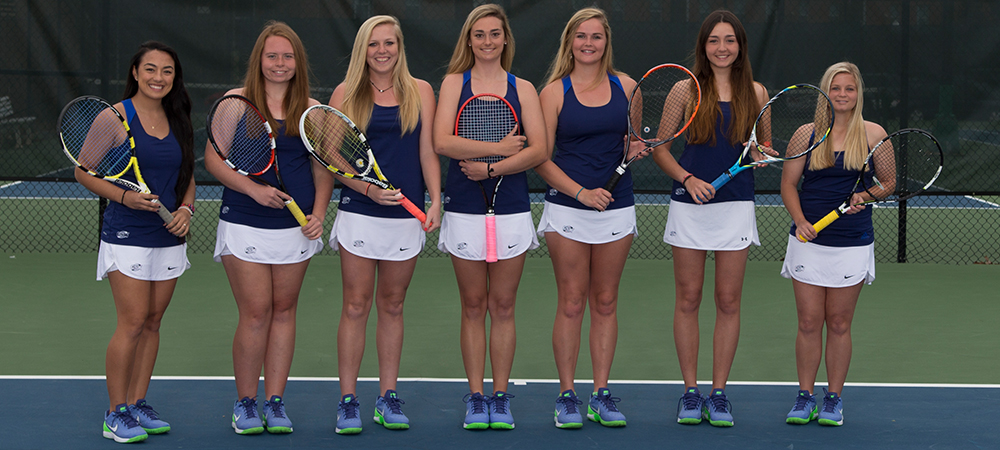 Back-To-Back 9-0 Wins For Women's Tennis