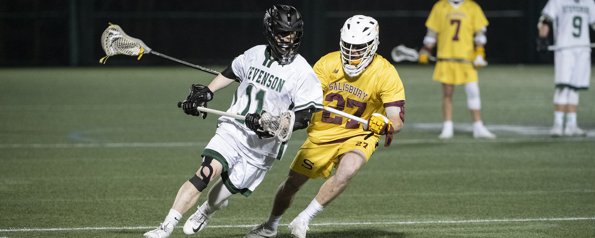 Second-Ranked Sea Gulls Use Balance to Down No. 19 Mustangs