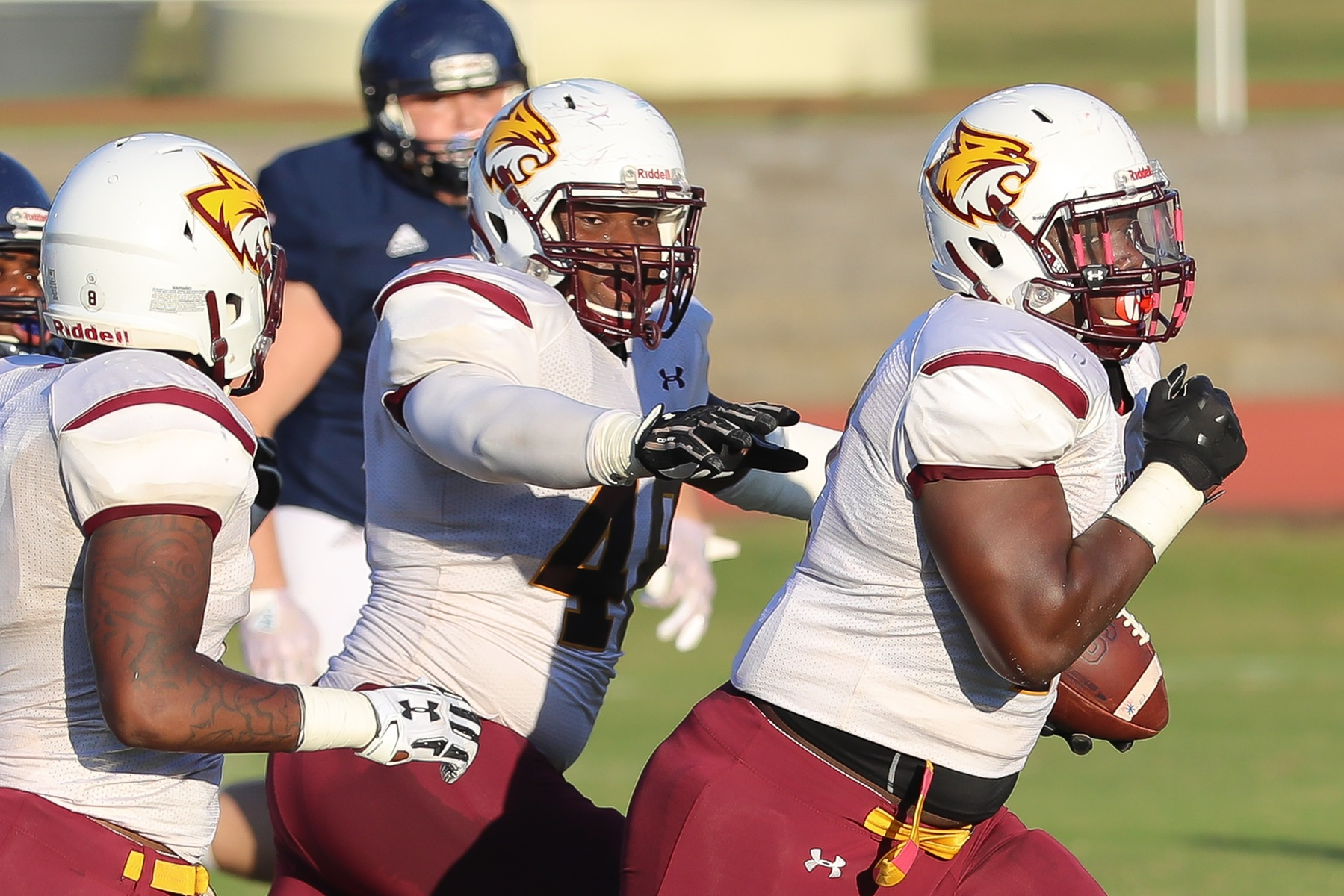 Pearl River defeated Southwest 37-9 in Summit, Miss., on Saturday, Oct. 13, 2018. (JUCOWeekly.org)