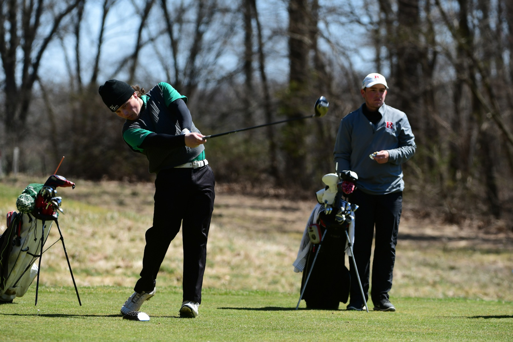 Geis Finishes Tied for Fifth at Gettysburg Spring Invite
