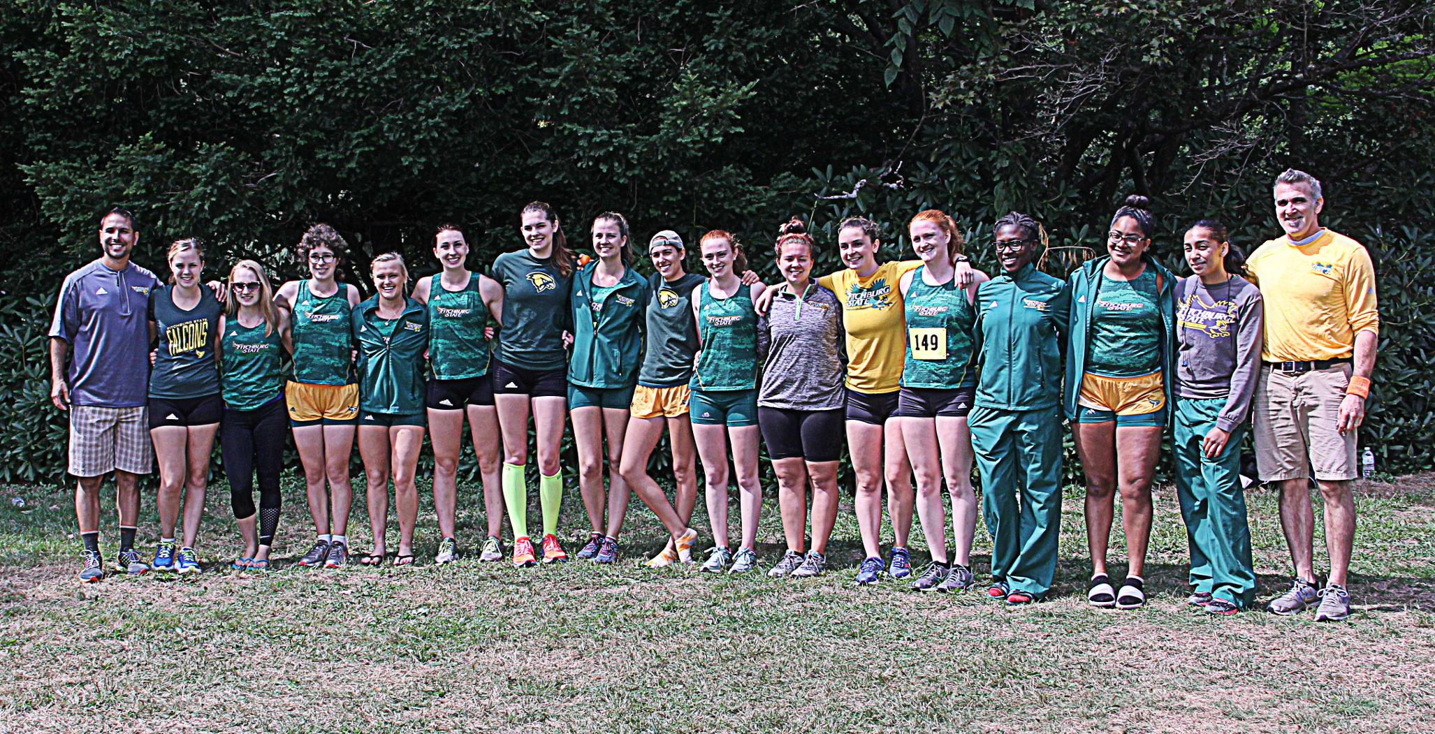 Women's Cross Country Garners Team Academic Award