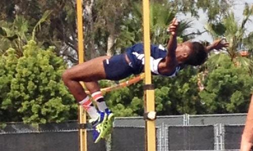 Fullerton's Jasmine Williams Wins OEC Heptathlon