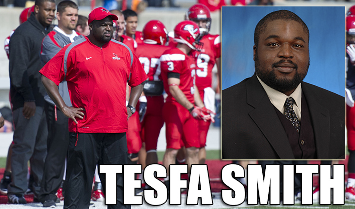 Ferris State Football Tabs Longtime Collegiate Assistant Tesfa Smith As Defensive Line Coach