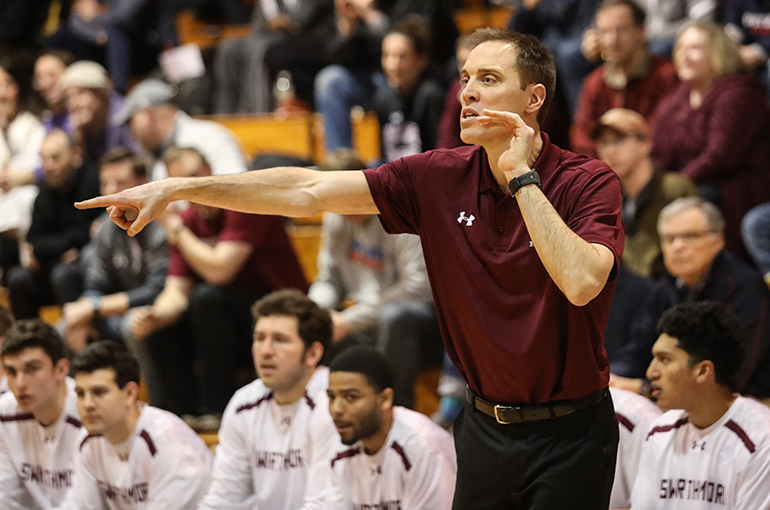 Kosmalski Selected as NABC National Coach of the Year