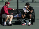 Men's Tennis to Hold Walk-On Tryouts Sept. 22-23