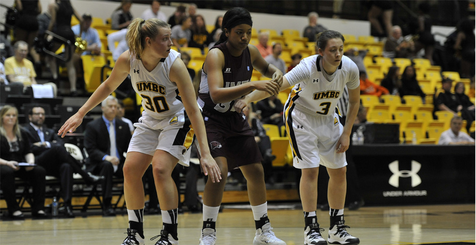 Women's Basketball Continues Road Swing at Local-Rival Towson