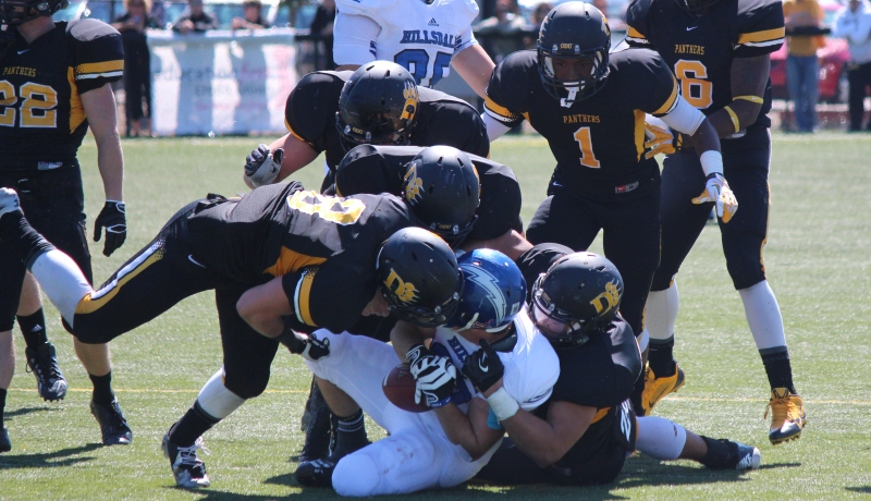 Panthers Welcome Grand Valley to Columbus for Battle Between GLIAC Unbeatens