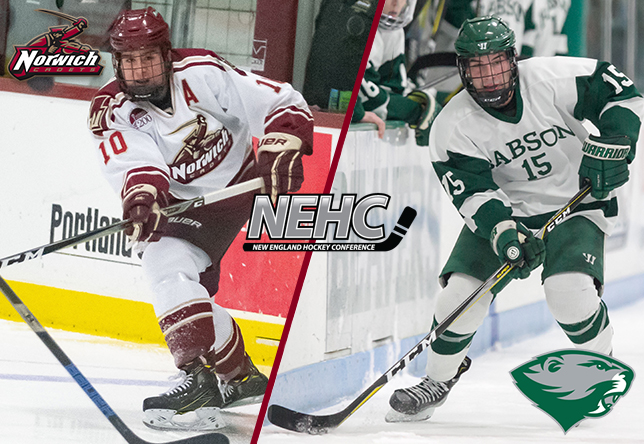 Men's Hockey NEHC Tournament Semifinals