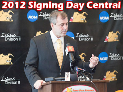 2012 Bulldog Football Signing Day Central