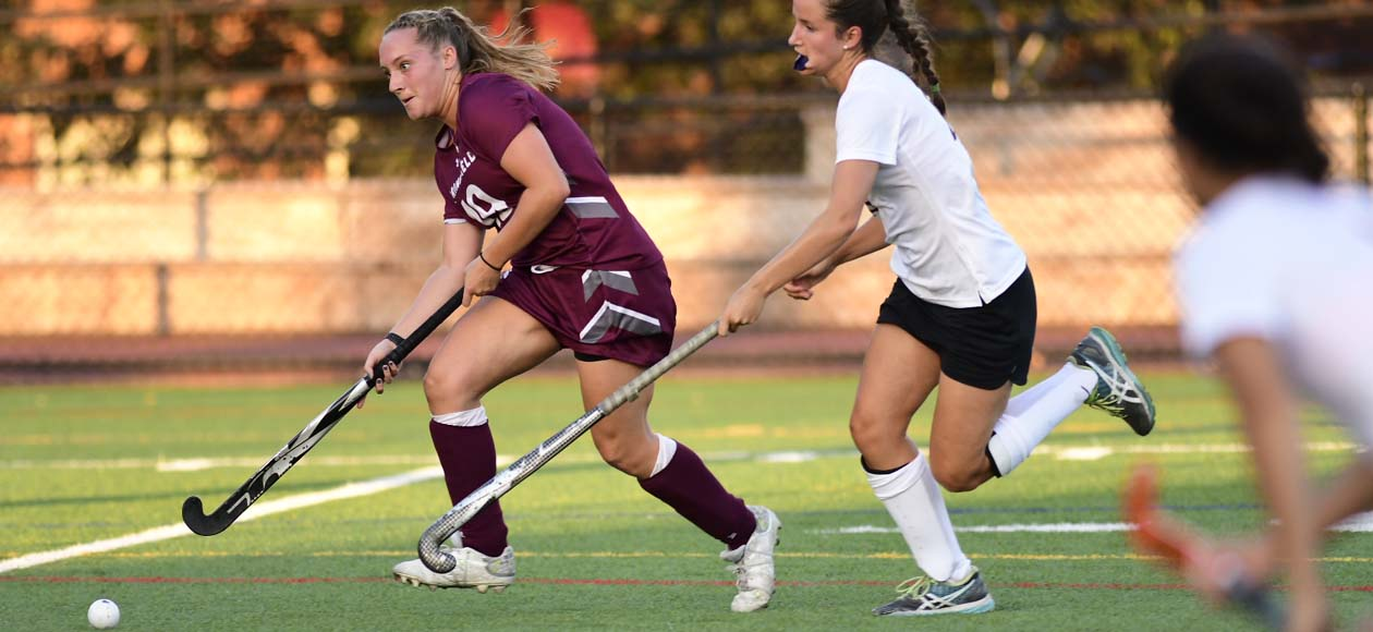 Field Hockey Lets First-Half Lead Slip Away; No. 13 Williams Prevails, 5-1